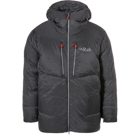 Rab Expedition 7000 Jacket Men, graphene/zinc